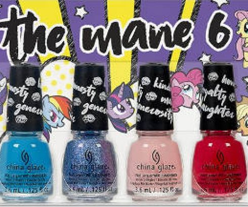 China Glaze startet My Little Pony Kollektion
